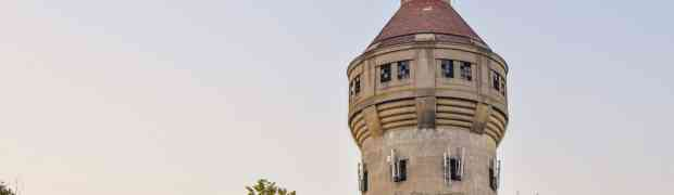 [Colorful Friday] - Timisoara's Water Towers